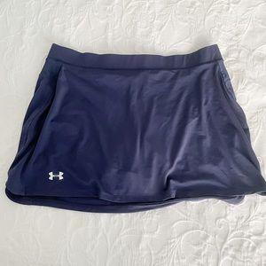 Under Armour Blue Tennis Golf Skort XL